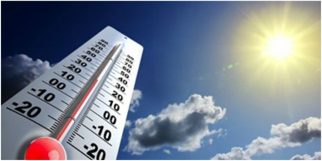 هيئة الأرصاد الجويةعن طقس اليوم  السبت ارتفاع في درجات الحرارة وأمطار على تلك المناطق Aec10
