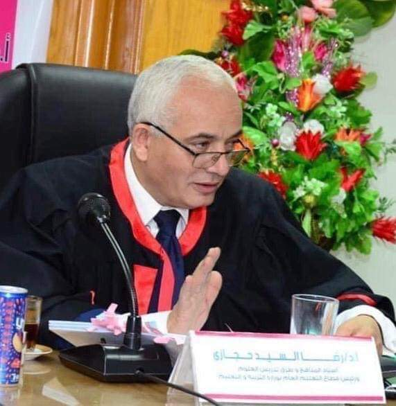 حقيقة إلغاء الأجازة الاستثنائية للمعلمين دكتور رضا حجازى يرد News_710