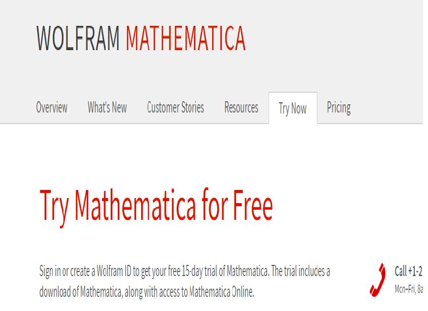 الرابط المباشر لبرنامج mathematicaالذى سمحت به الوزارة على التابلت  يقوم بحل مسائل رياضيات أولى ثانوى Untitl13