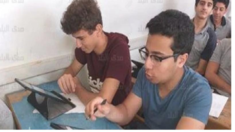 التعليم - طلاب 2 ثانوي يتعاملون مع منصة الامتحان بلا أعطال ولا شكاوى حتى الآن Untitl17