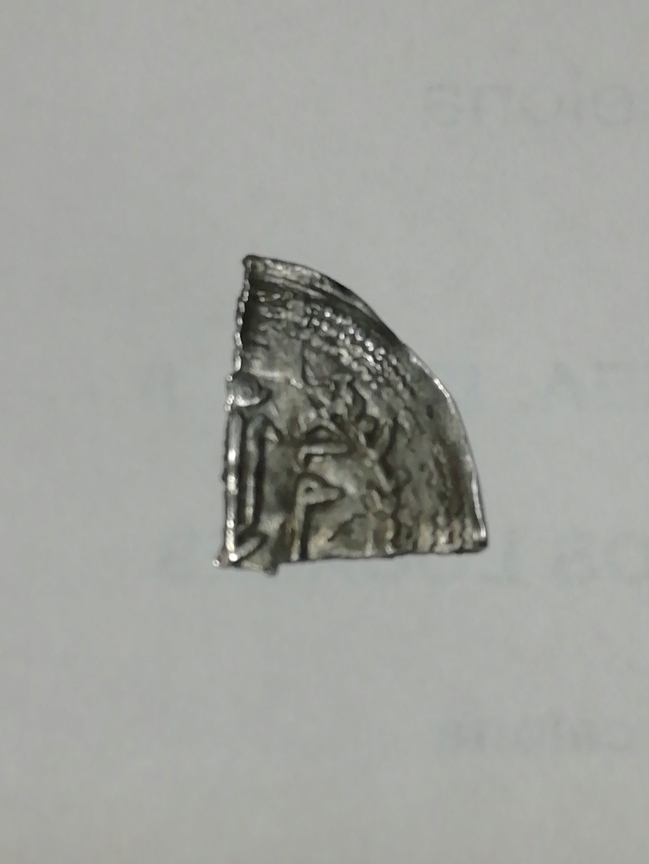 Fragmento de dírham emiral 16114210