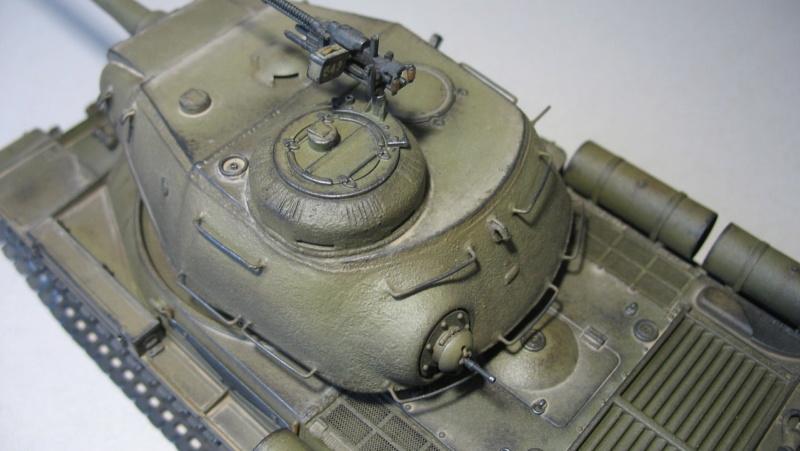 ИС-2 Звезда 1/35(передняя бронеплита из катаной стали) 0_2011