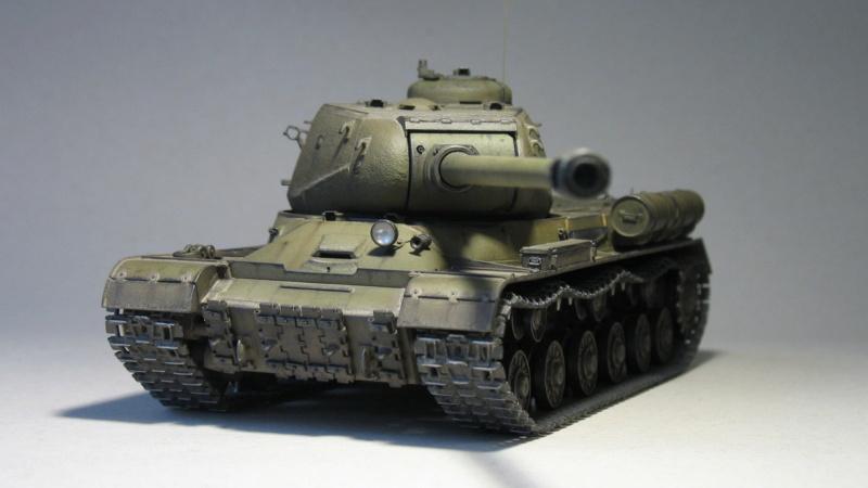 ИС-2 Звезда 1/35(передняя бронеплита из катаной стали) 0_212