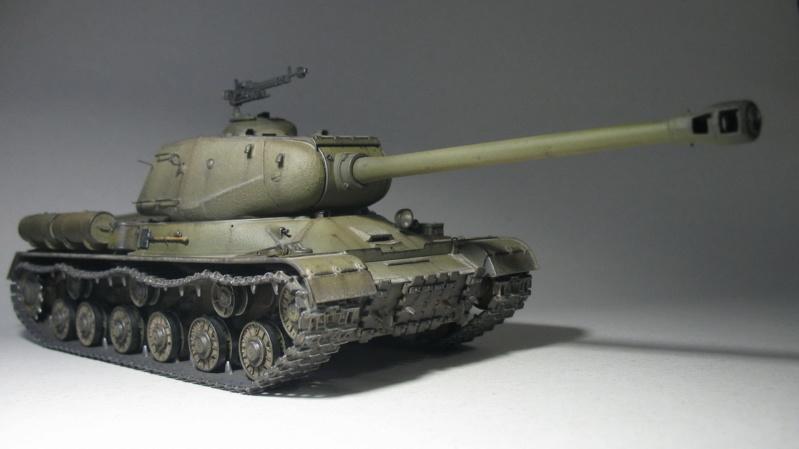 ИС-2 Звезда 1/35(передняя бронеплита из катаной стали) 0_511