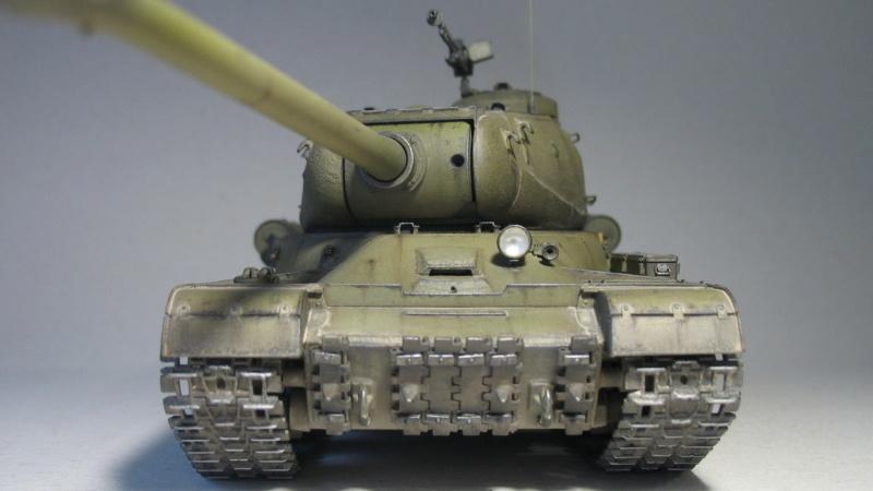 ИС-2 Звезда 1/35(передняя бронеплита из катаной стали) 0_611