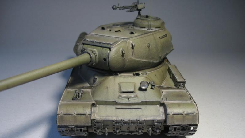 ИС-2 Звезда 1/35(передняя бронеплита из катаной стали) 0_711