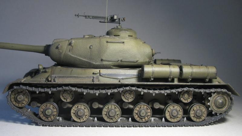 ИС-2 Звезда 1/35(передняя бронеплита из катаной стали) 0_811