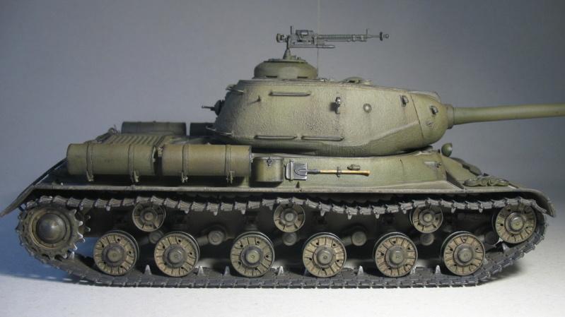 ИС-2 Звезда 1/35(передняя бронеплита из катаной стали) 0_911