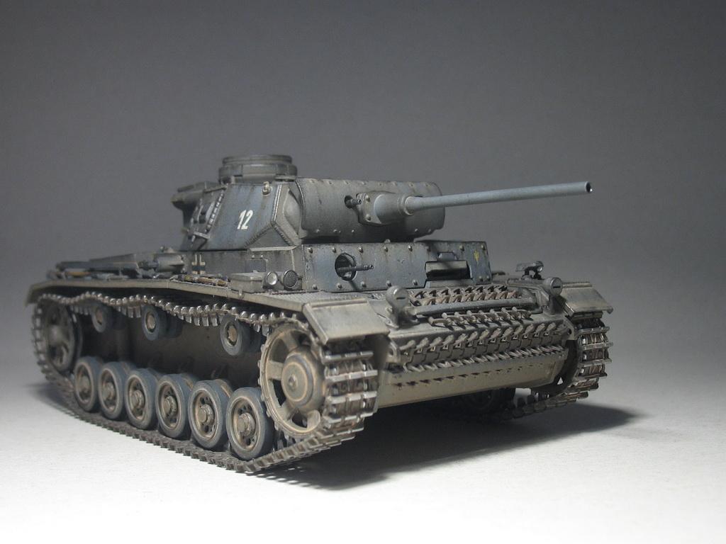 Pz.Kpfw.III Ausf L > Ausf F 116