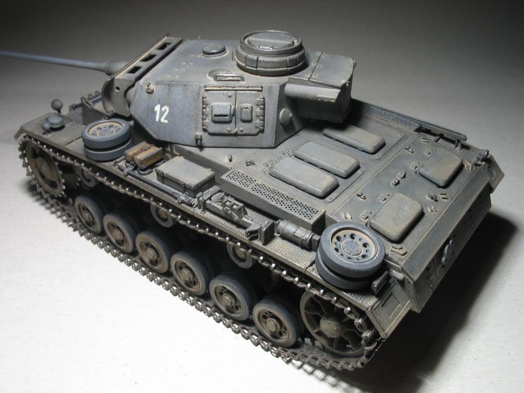 Pz.Kpfw.III Ausf L > Ausf F 911