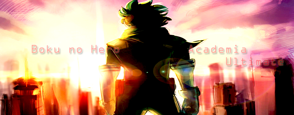 Boku no Hero Academia Ultimate