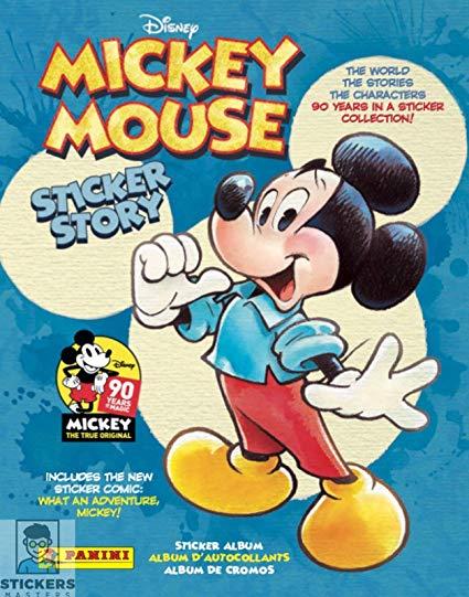 Les albums Panini Disney (TOPIC UNIQUE) 7180du10