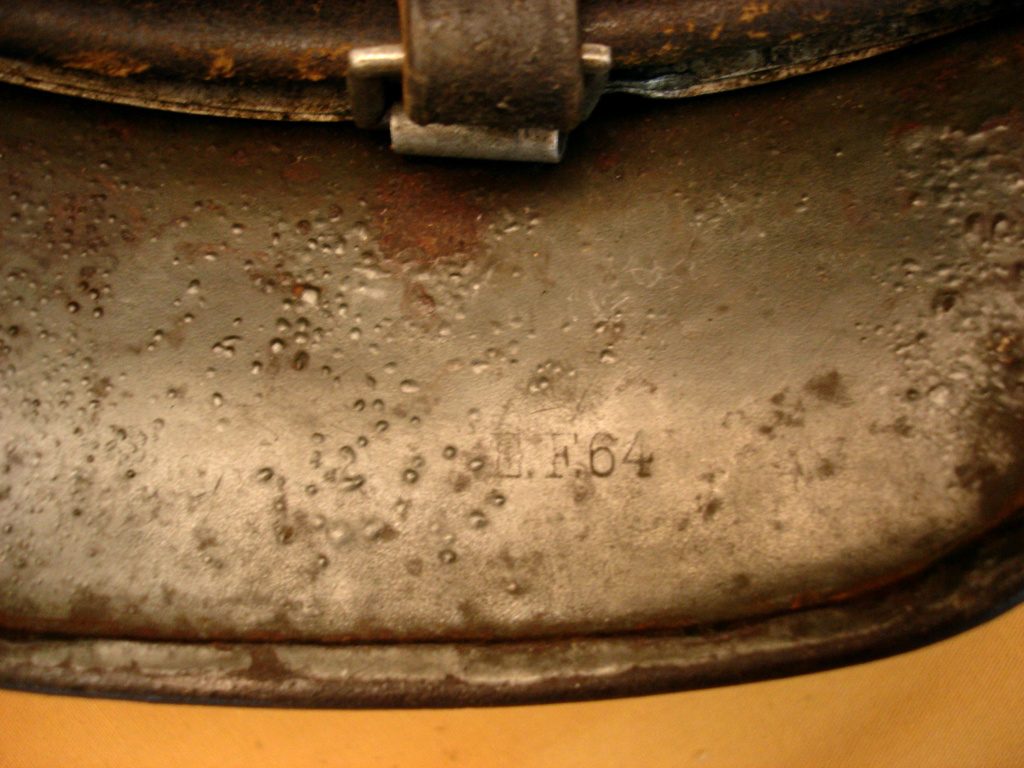 demande identification casque CAMO M 35 suite 15297437