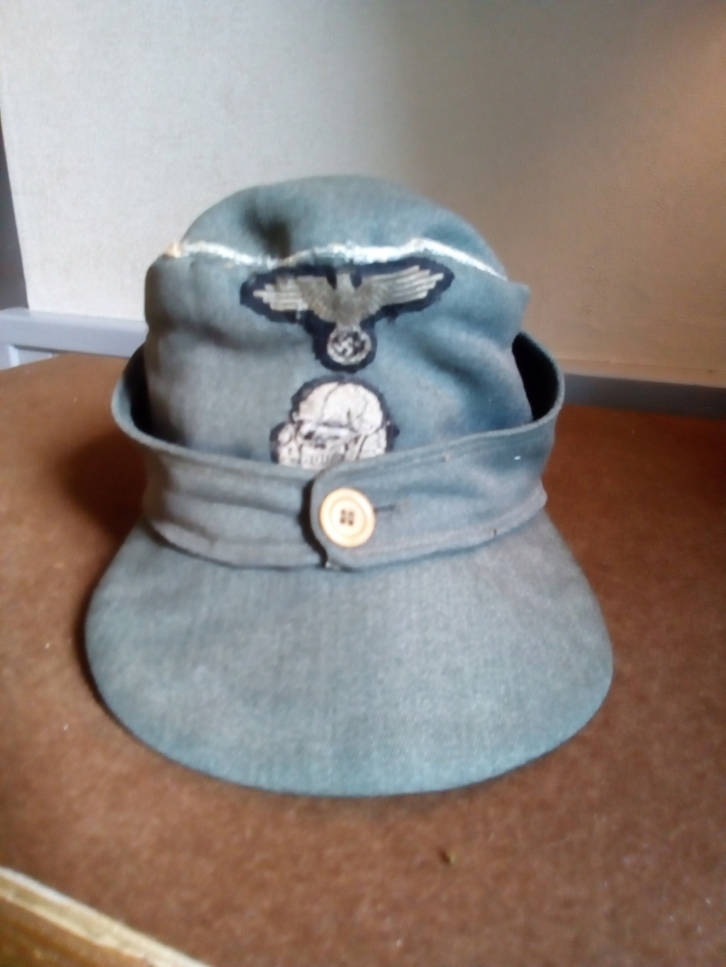 Casquette waffen SS Img_2156