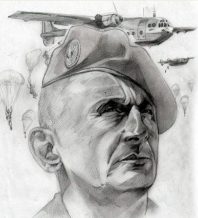 18 juin 2010, décès du général Bigeard Gzonzo11