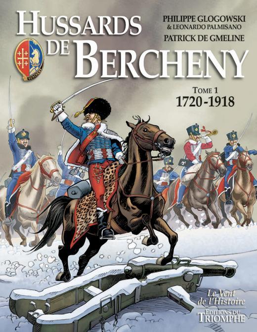 Livre, HUSSARDS DE BERCHENY TOME 1 (1720-1918) Hhussa10