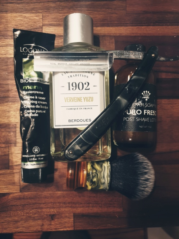 Shave of the Day / Rasage du jour 20190541