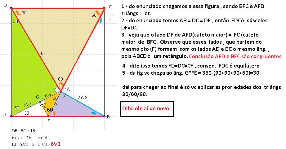 Exercício sobre Triângulo Retângulo e relações Rai02012