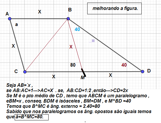 Geometria Trapézio Escaleno Rai49710
