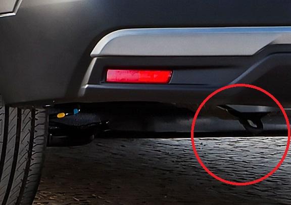 Guincho para reboque Nissan10