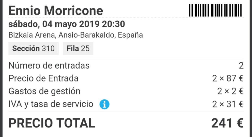 Ennio Morricone.The Final Concerts - Página 4 Screen11