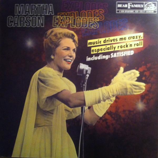 Martha Carson! 12950911