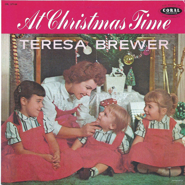Teresa Brewer - At Christmas Time R-977110