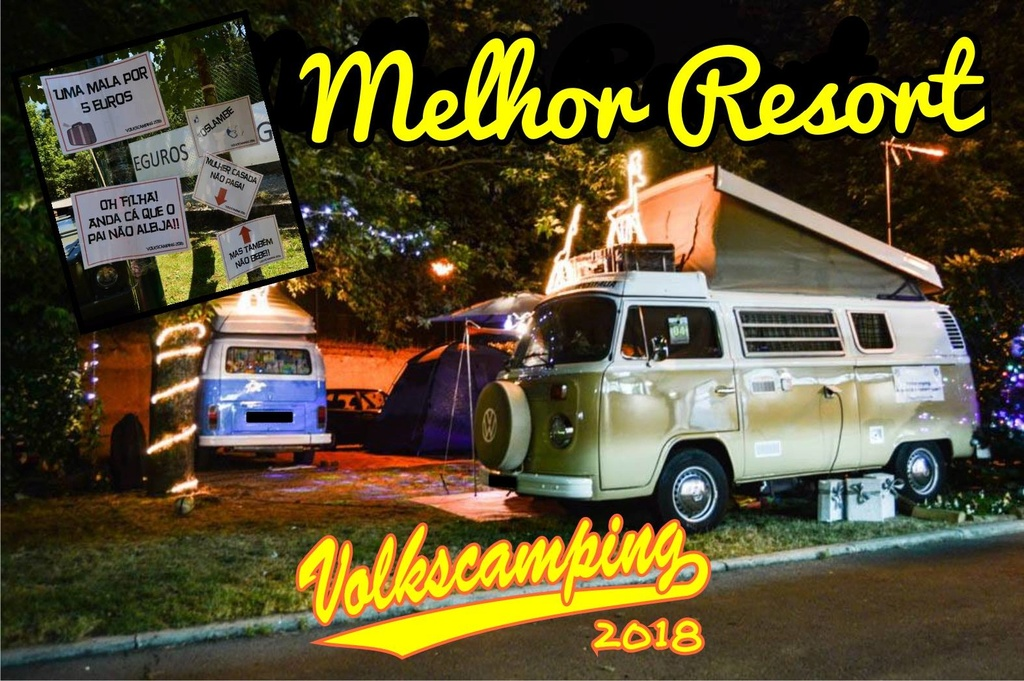 VOLKSCAMPING 2018 - 29 junho a 01 julho - Barragem de Queimadela - FAFE 34581510