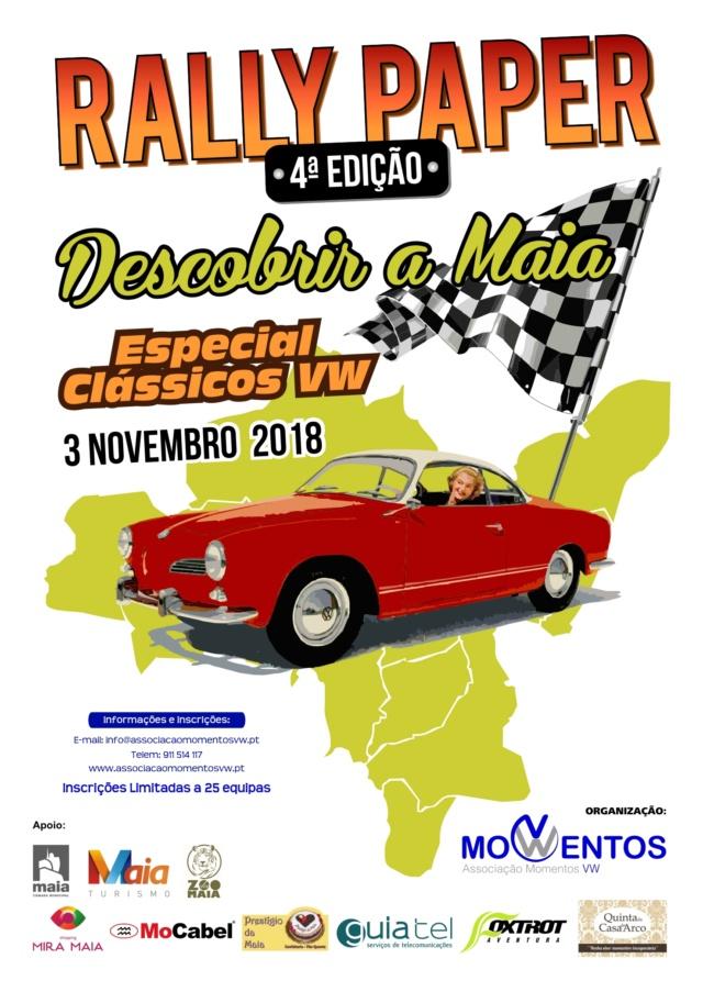 Rally Paper Descobrir a Maia - 4ª Edição - 3 nov. 2018 Rally_10
