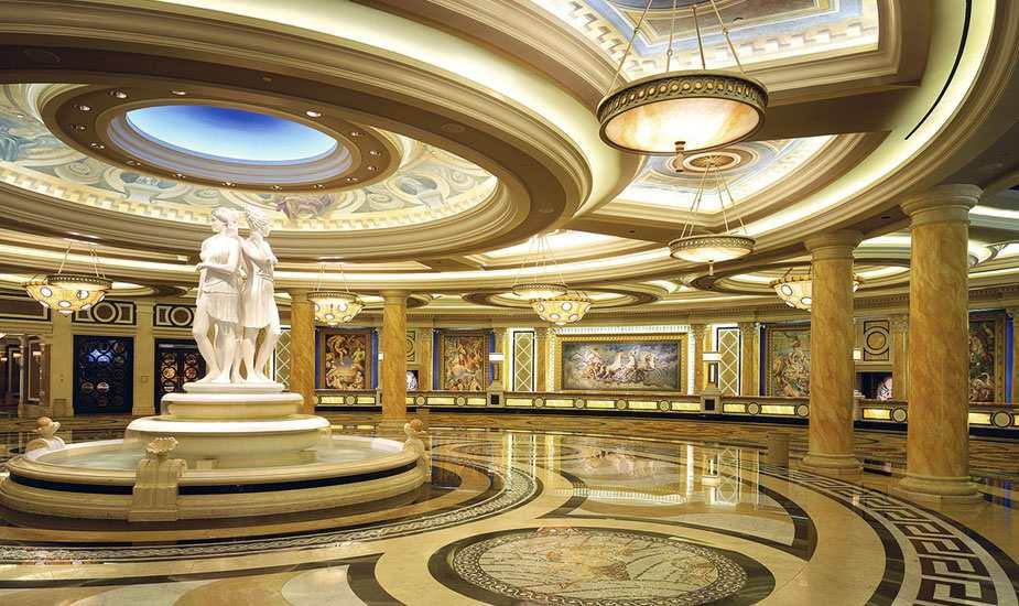 ARIA Resort & Casino Las Vegas Caesar10