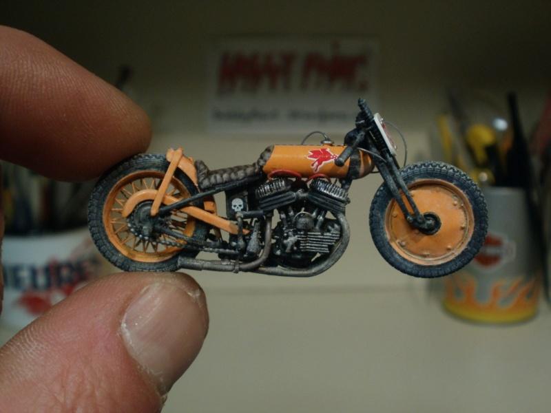 Jouets, jeux anciens et miniatures sur le monde Biker - Page 24 Image733