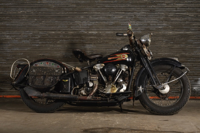 Les vieilles Harley Only (ante 84) du Forum Passion-Harley - Page 29 Image954
