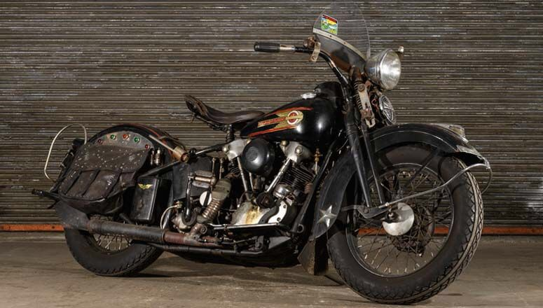 Les vieilles Harley Only (ante 84) du Forum Passion-Harley - Page 29 Image955