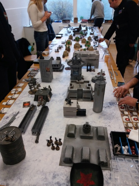 16/12/2018 PREMIER TOURNOI STAR WARS LEGION 20181229