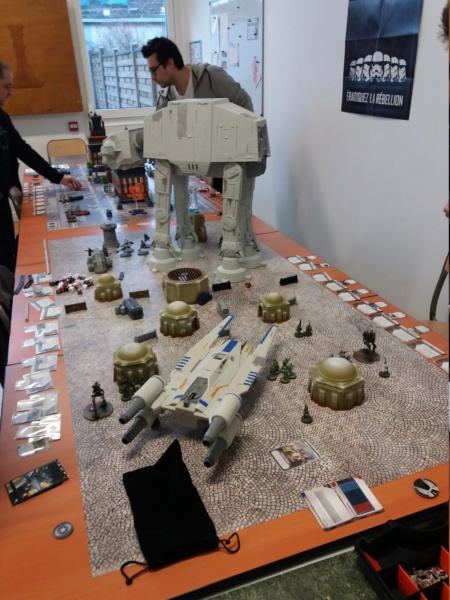 16/12/2018 PREMIER TOURNOI STAR WARS LEGION 20181230