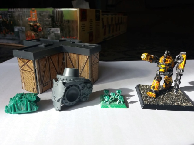 Légion Titanique - Les Tigres de Pan-Tang 44410810
