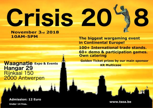 [Salon] CRISIS à ANVERS le 03 novembre 2018 Crisis10