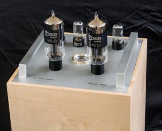 Etapas de potencia valvulares 300B P110