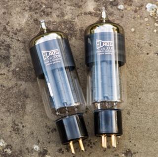 Etapas de potencia valvulares 300B T210