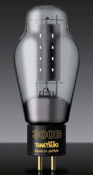 Etapas de potencia valvulares 300B Takats10