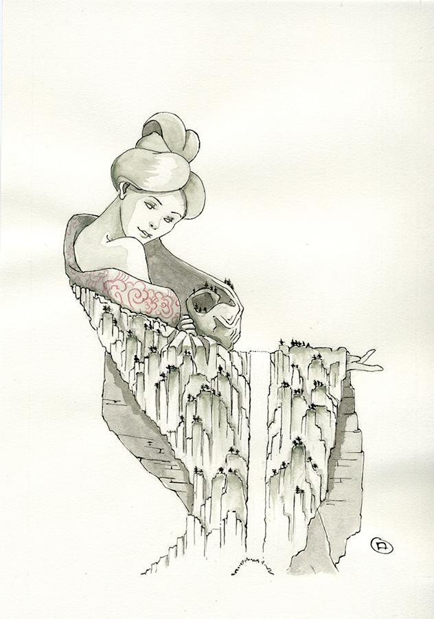Les dessins d'Artanzo Mounta10