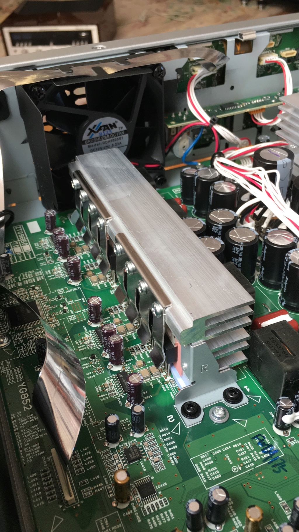 Etapa Pro Yamaha PX5 D310d110
