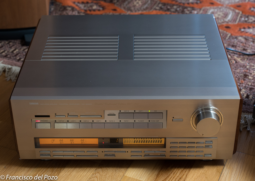 Yamaha Centennial CX y MX 10000 recién llegados a casa Vista_10
