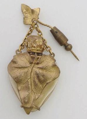 Broche pendentif dans le goût d'Elsa Capt1736