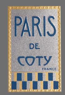 Coffret parfum PARIS de COTY renseignements :) Capt1910