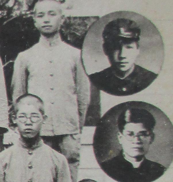 CPA Une école catholique au Japon ? Captu239