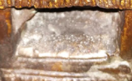 Bronze, fille de joie (?), fonte médiocre, sans cachet de fondeur Captu589