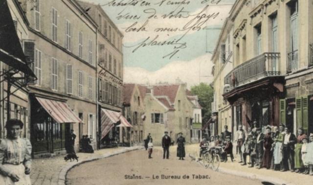 Une rue  de Juvisy,, un défilé, un personnage yeux bandés ....  - Page 2 Captu664
