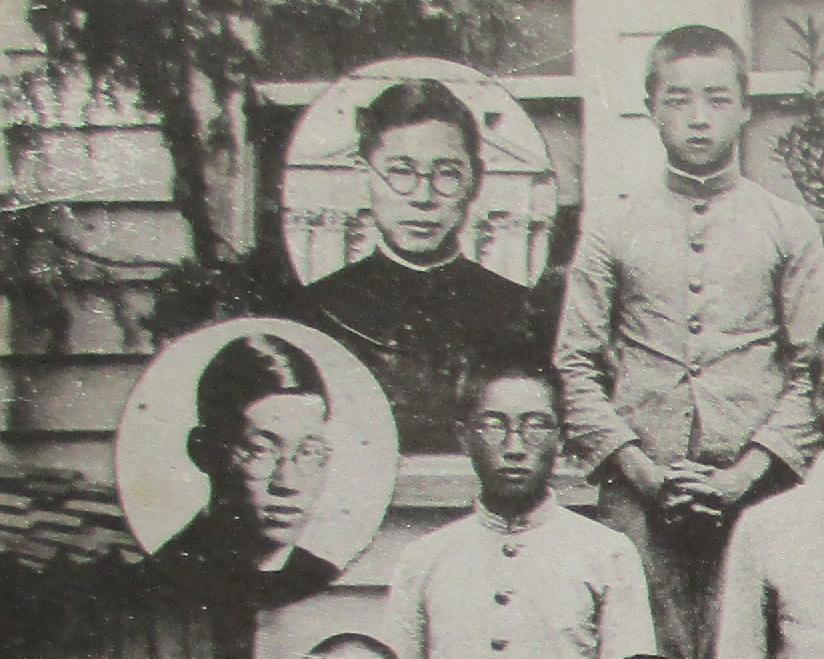 CPA Une école catholique au Japon ? Captur19