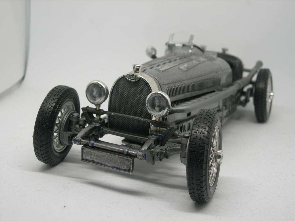 Bugatti Typ59, BJ 1934, Bburago Dscn9812